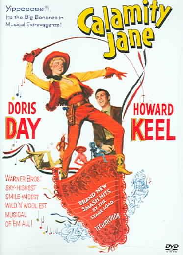 CALAMITY JANE BY DAY,DORIS (DVD)