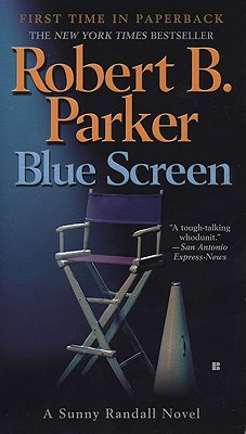 Blue Screen By Parker, Robert B.